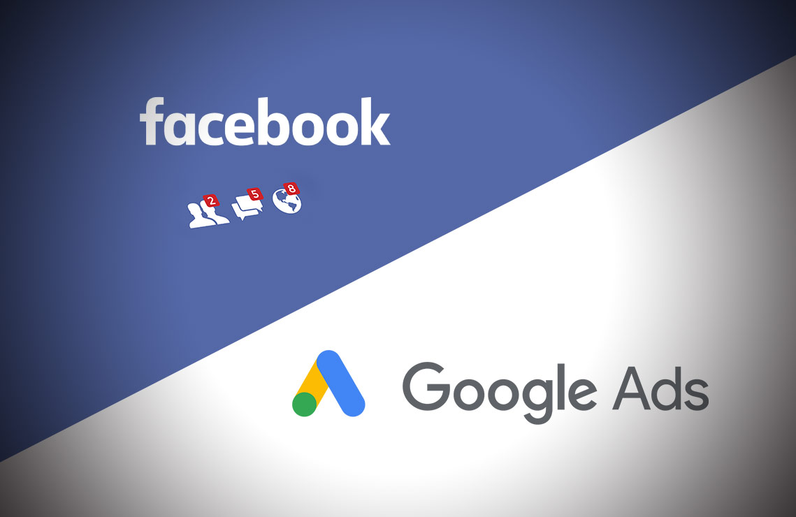 Facebook Ads vs Google Ads, Guia de Estrategia de Marketing Digital